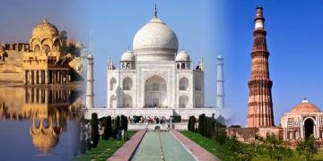golden triangle tour itinerary